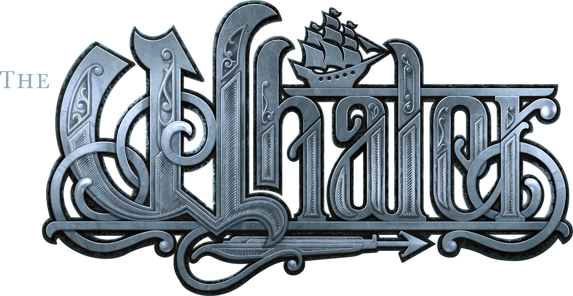 The Whaler Logo Silver1
