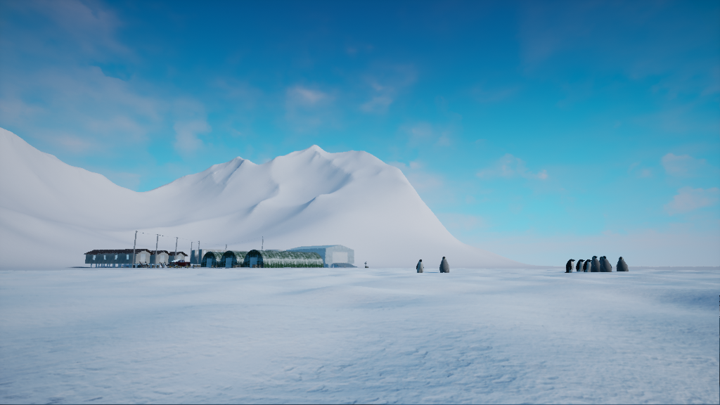 Antarctic Base 2