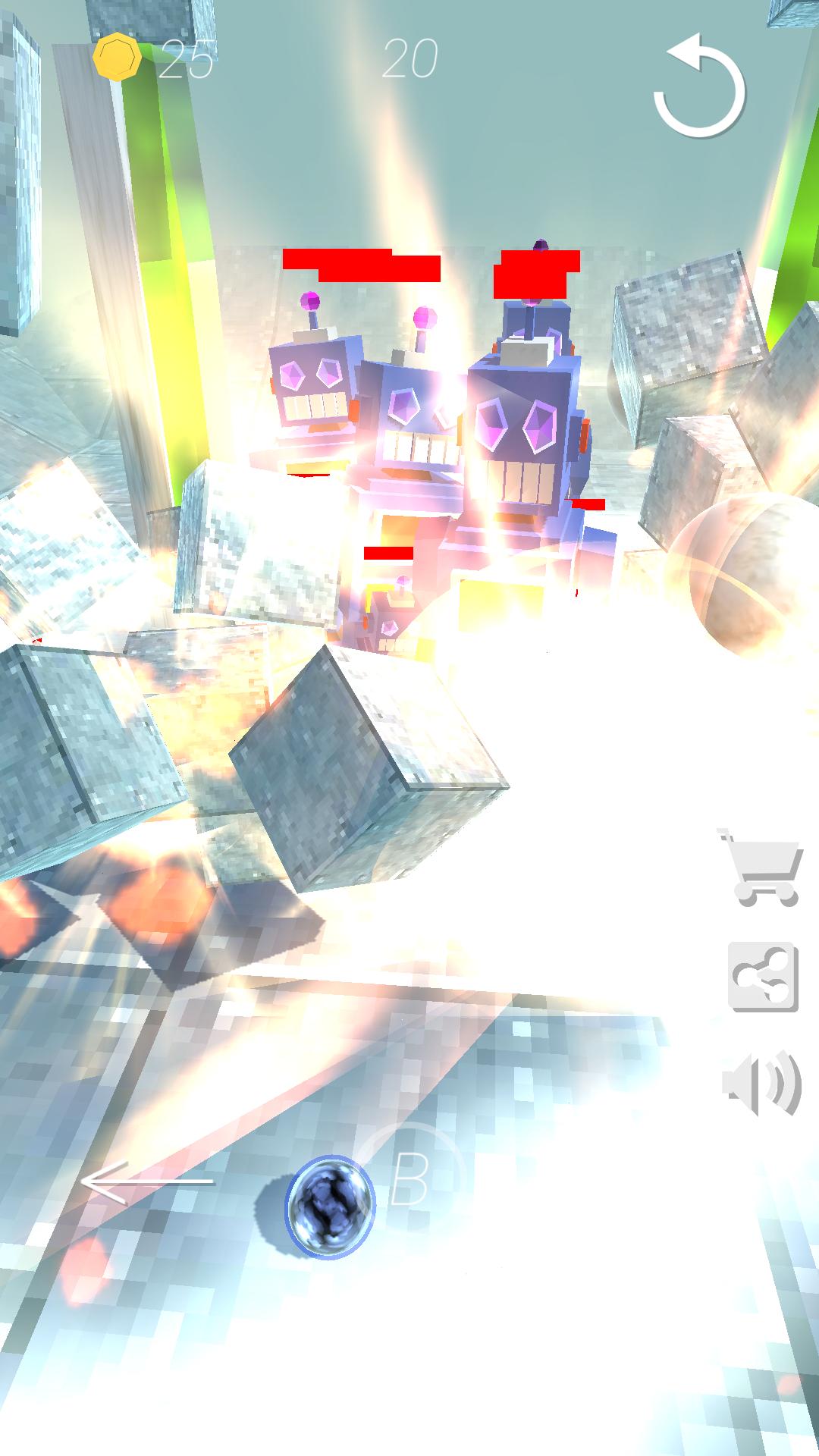 marbleZone robotBang
