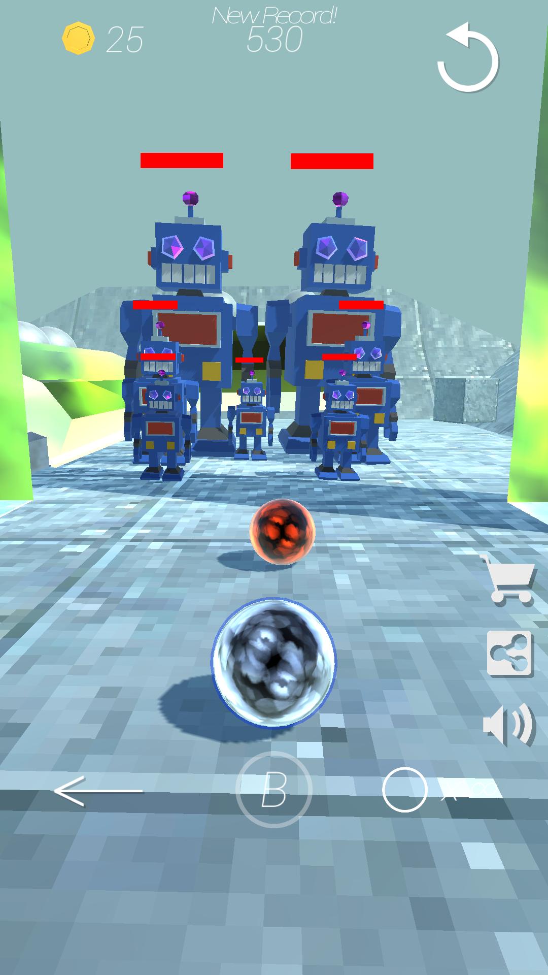 marbleZone robots