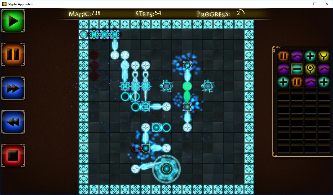 Puzzle Example 04   Genesis Symb