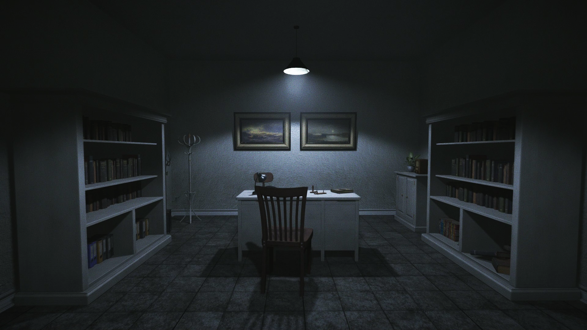 'Rise of Insanity' screenshot1