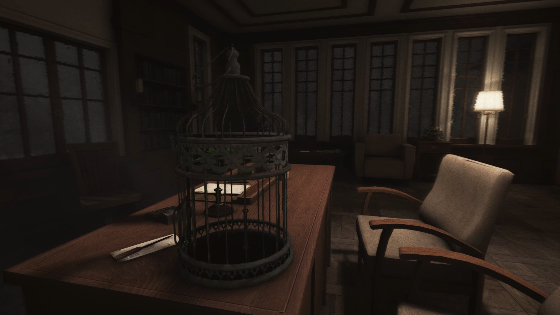 'Rise of Insanity' screenshot2