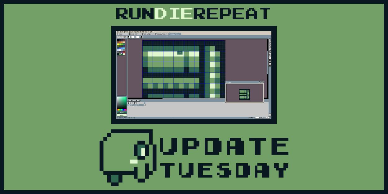 Tuesday Update 1 | Run Die Repeat