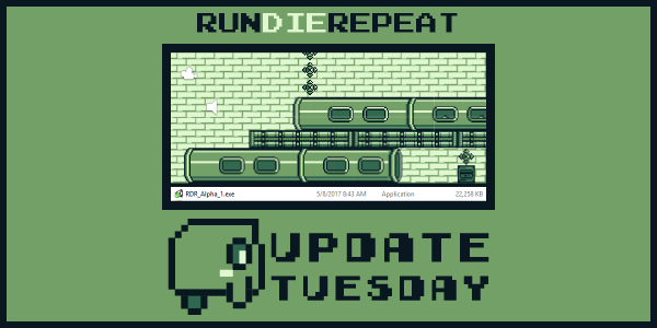 Tuesday Update 5 | Run Die Repeat