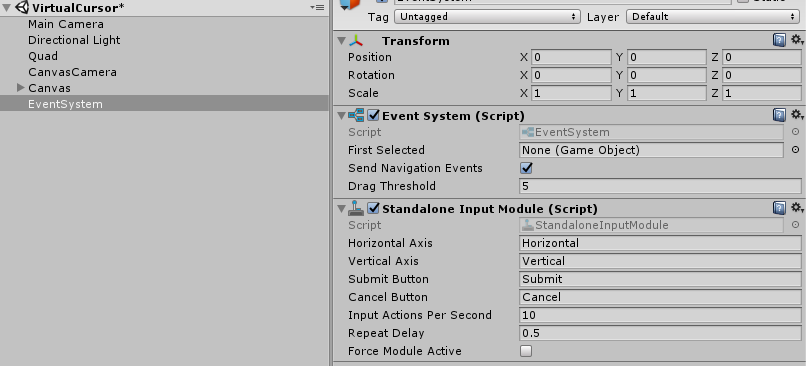 EventSystem