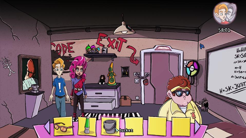 SidekickHigh Gameplay2