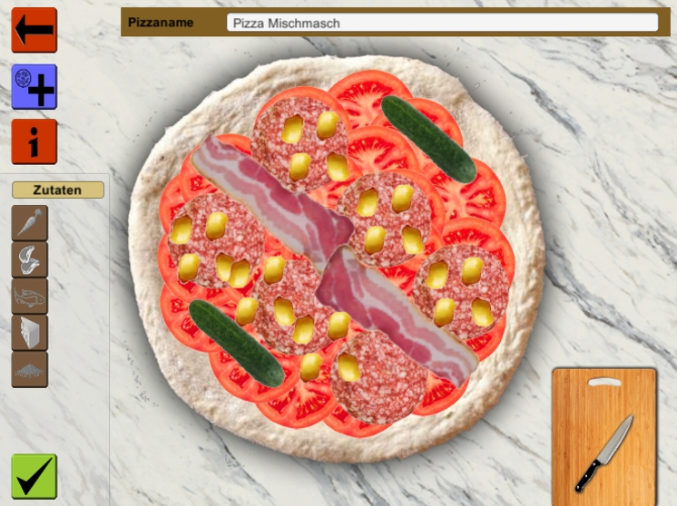 create your pizzastyle
