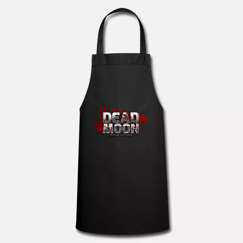 daed moon  cooking apron
