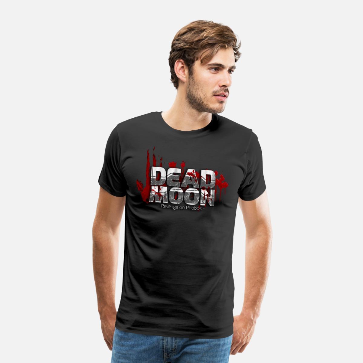 daed moon t-shirt