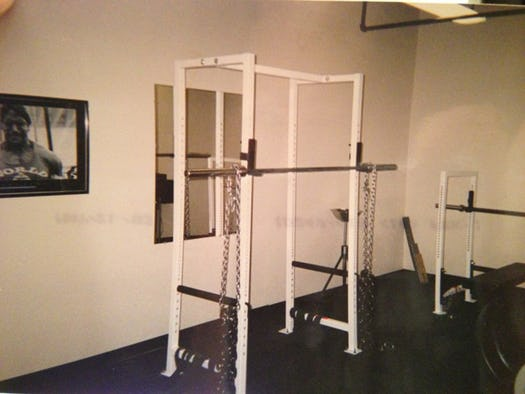 original gym   storage closet 70