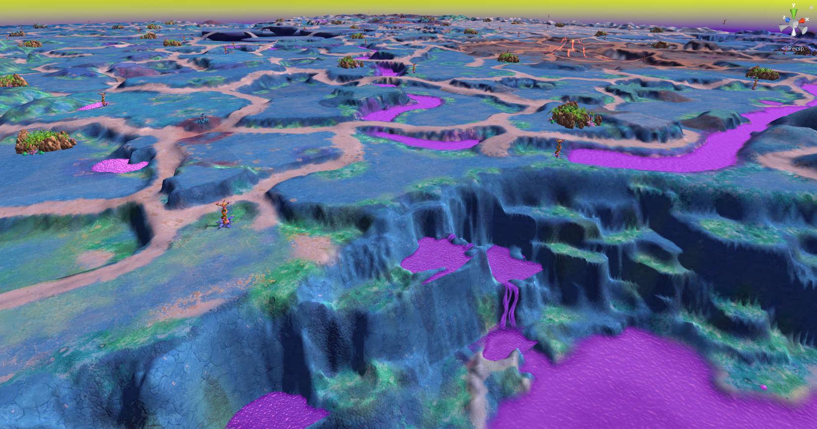 terrain mesh