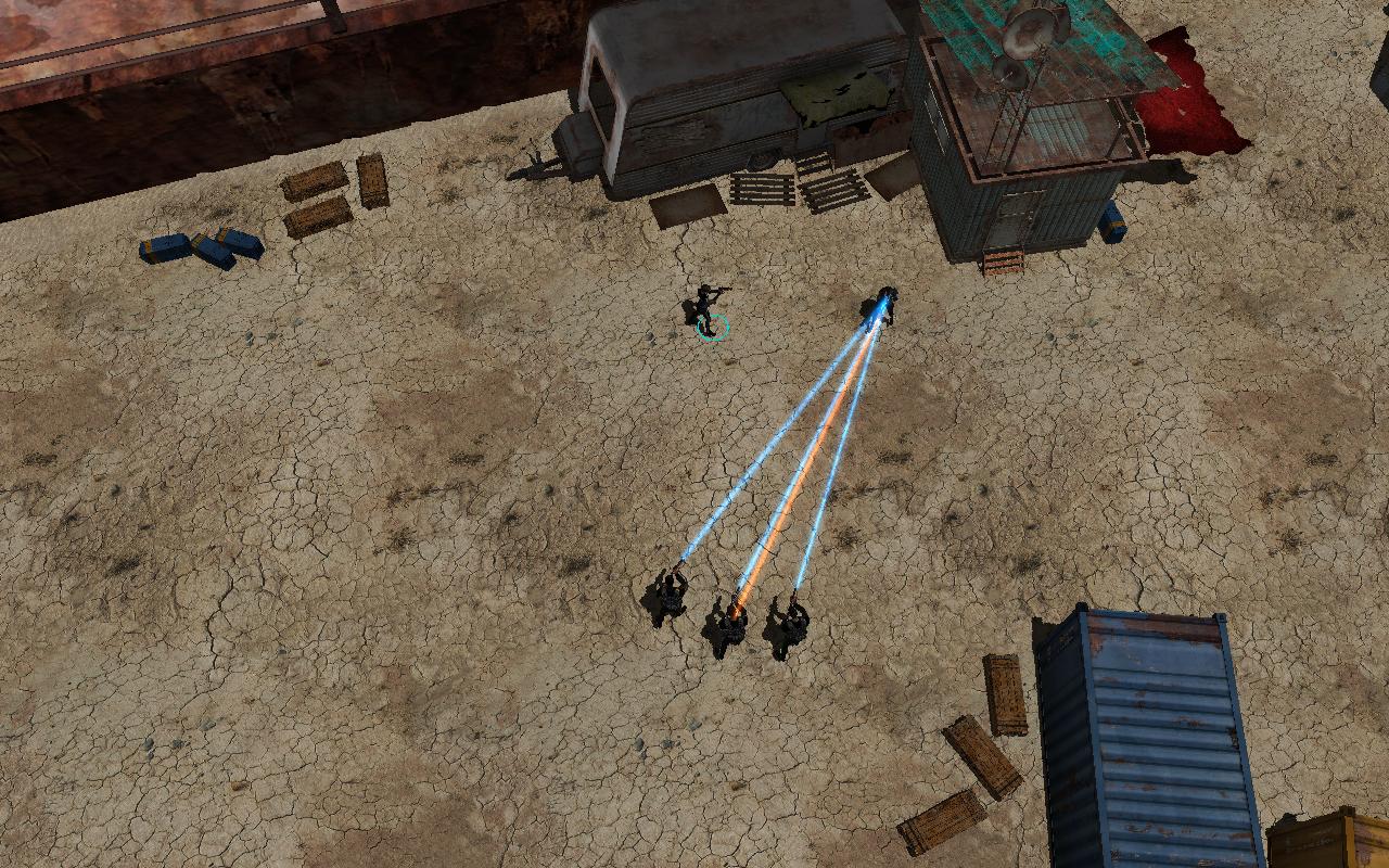 Combat Formation