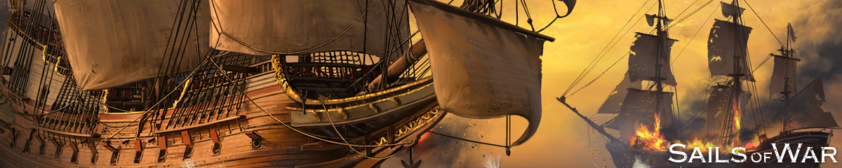 Sails of War - Image Header