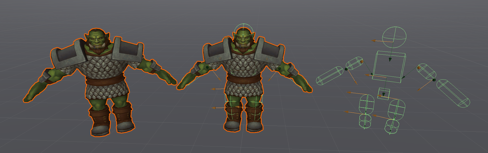 Unity 3D: How we optimized Ragdoll animation of death tutorial