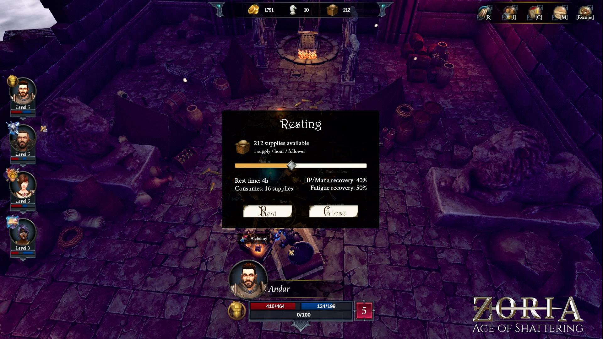 Zoria AgeofShattering Screenshot 3