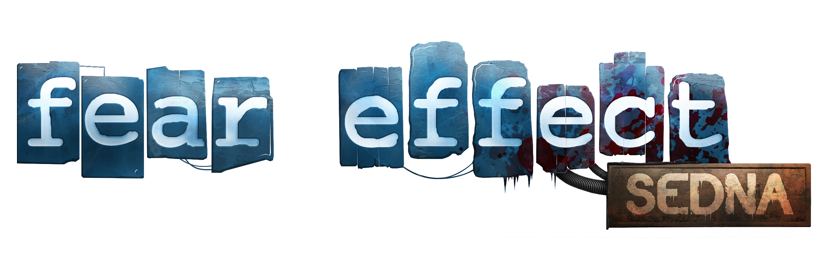 Fear Effect Sedna Logo