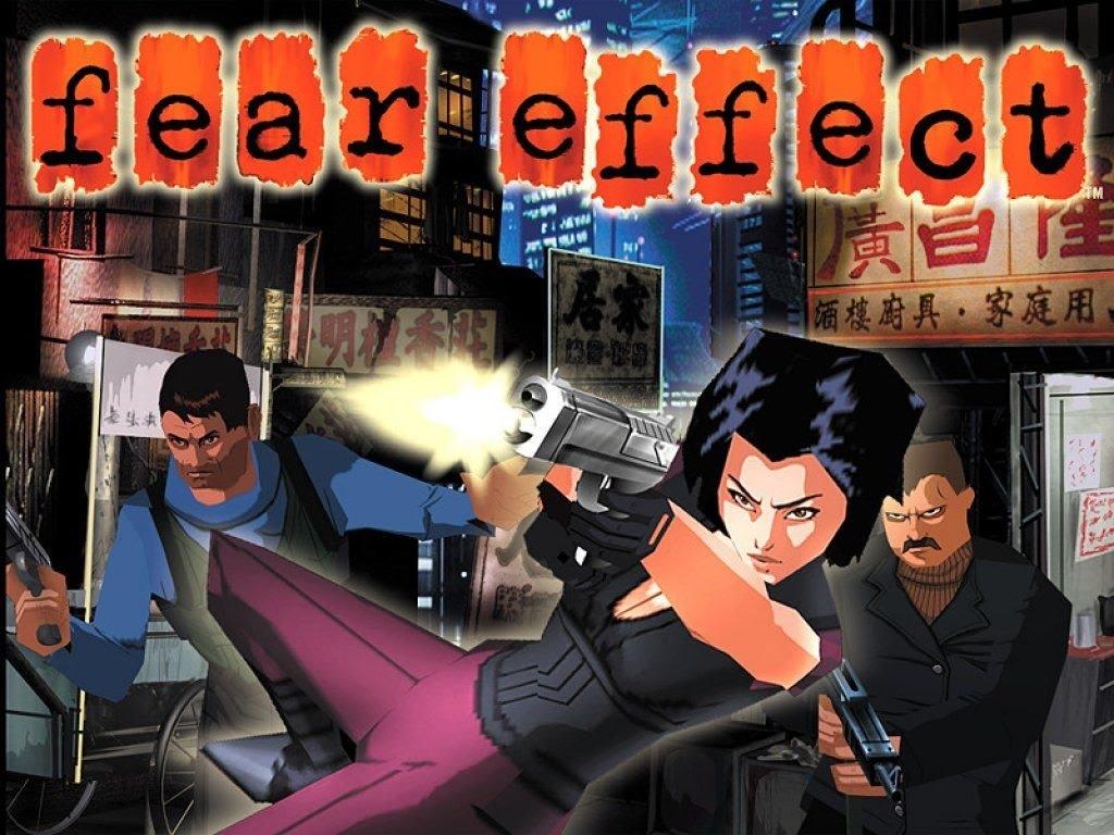 Fear Effect 1
