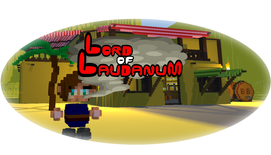 Lord of Laudanum Logo