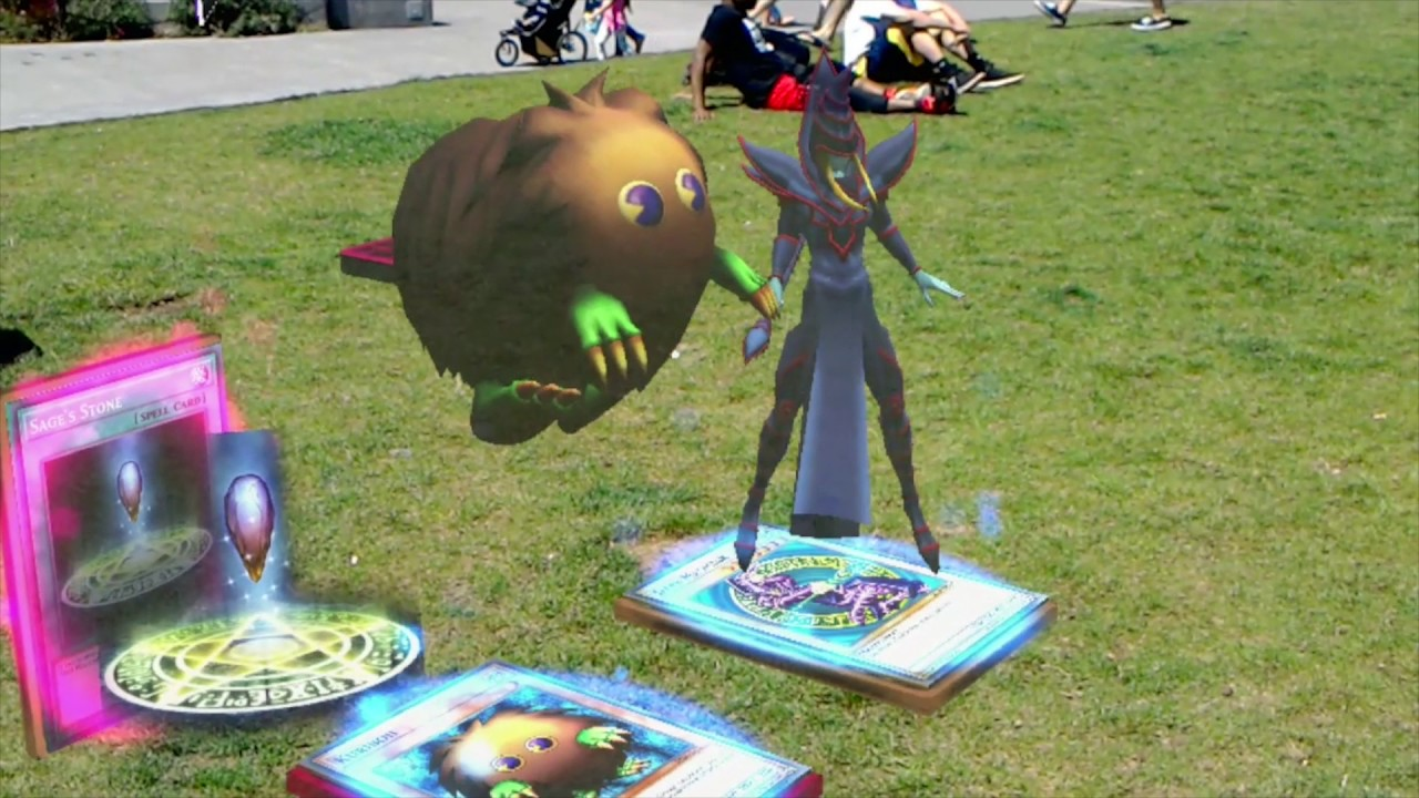 Duel Monsters Go Kuriboh
