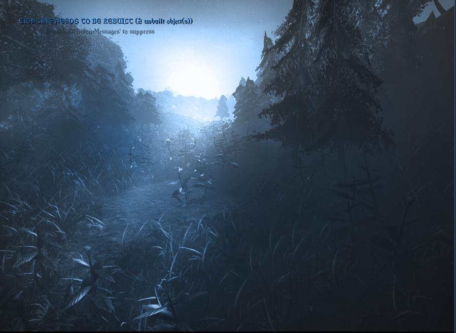 forest 03 lighting