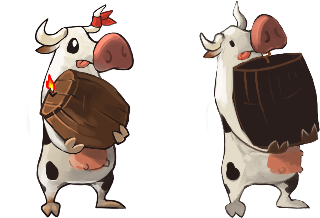 kamikaze cow iso 03