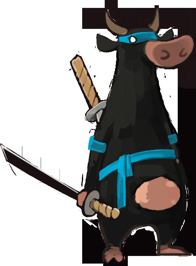 ninja cow iso 02