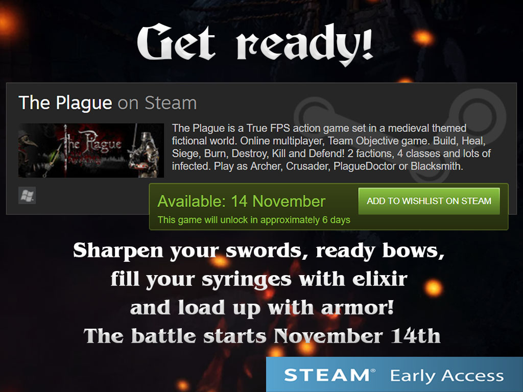 Steam Early Access Release Date