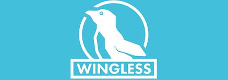 Wingless icon wallpaper1
