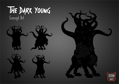 Dark Young Reveal