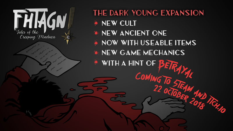 Fhtagn! Dark Young Expansion