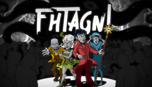 Fhtagn! Tales of the Creeping Madness
