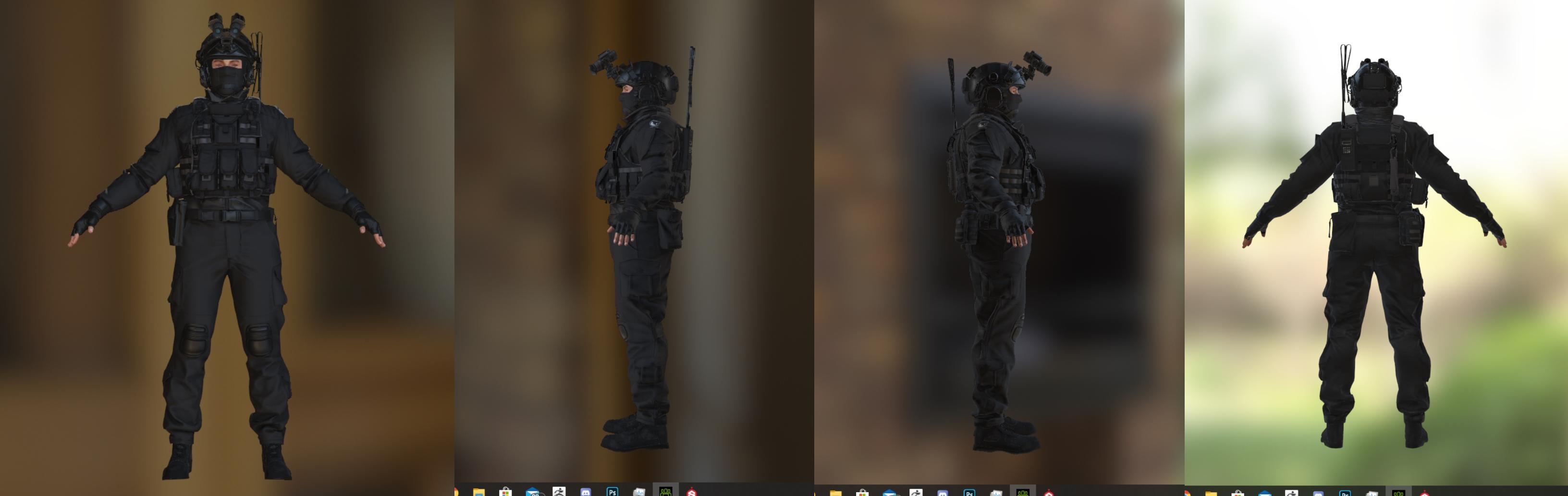 Spec Ops Revamp