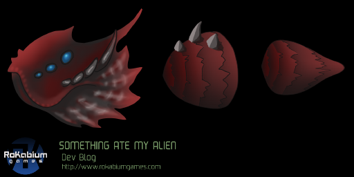 Game SAMA Something Ate My Alien 4
