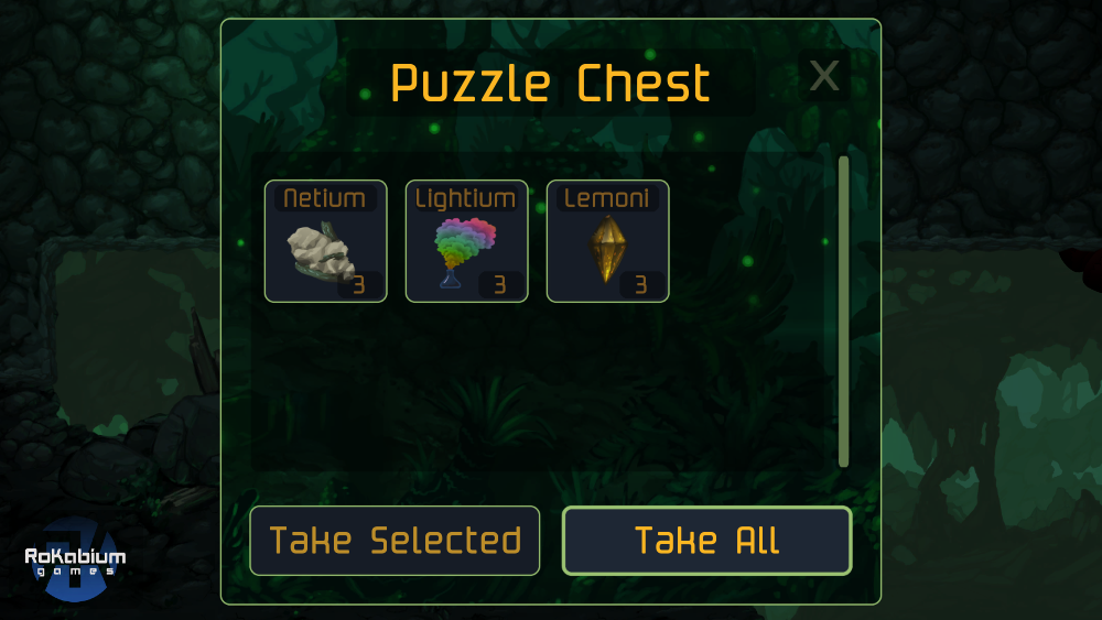 Puzzle Loot