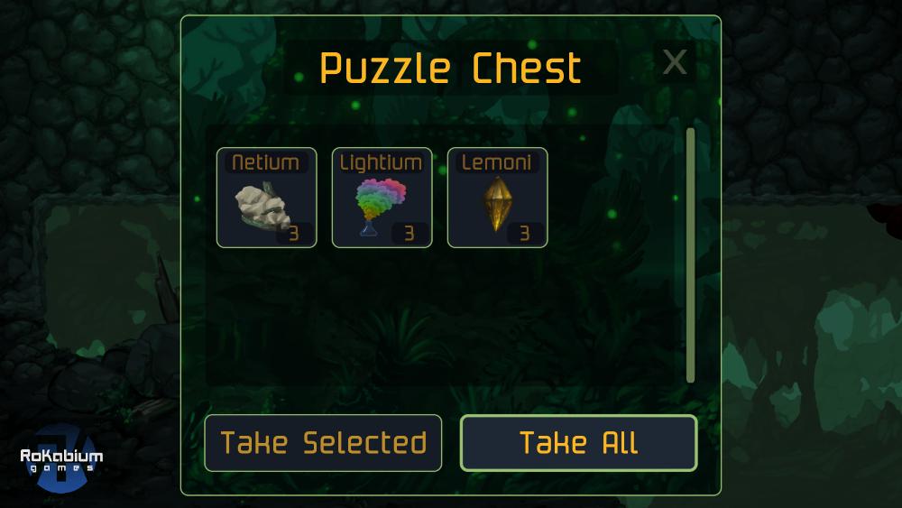 Puzzle Loot