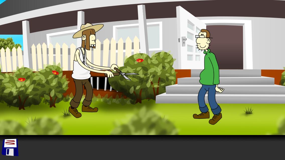 Argh! Earthlings! Screenshot 1