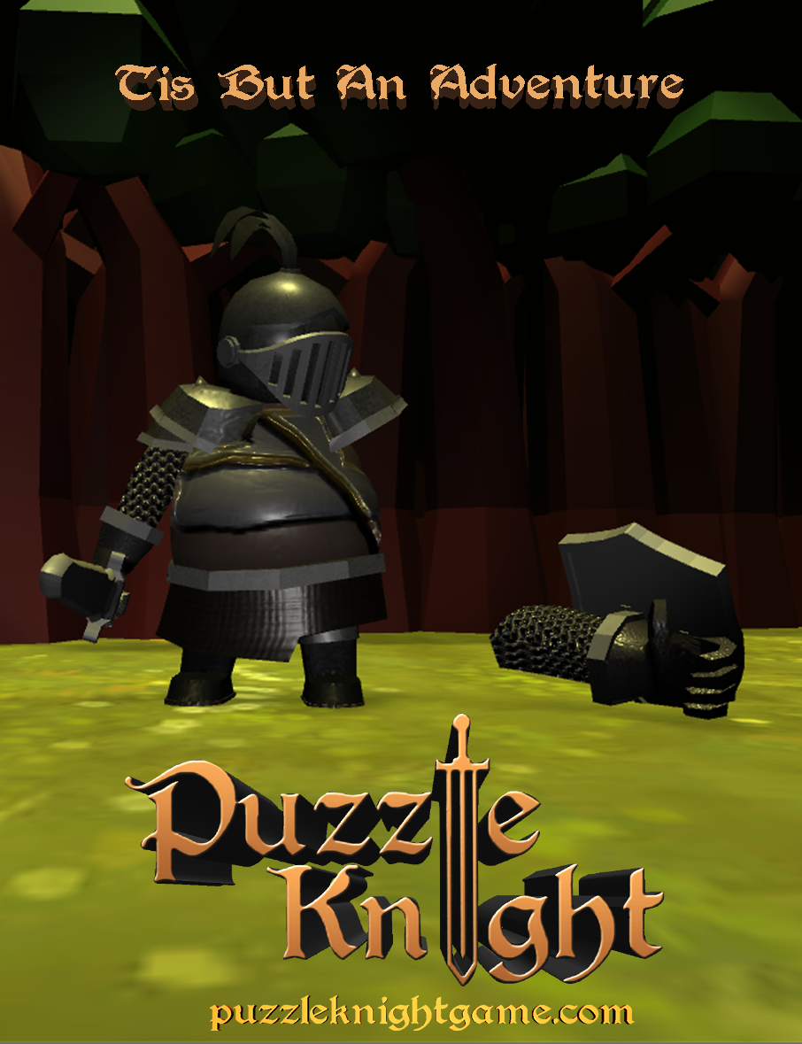 Puzzle Knight Poster