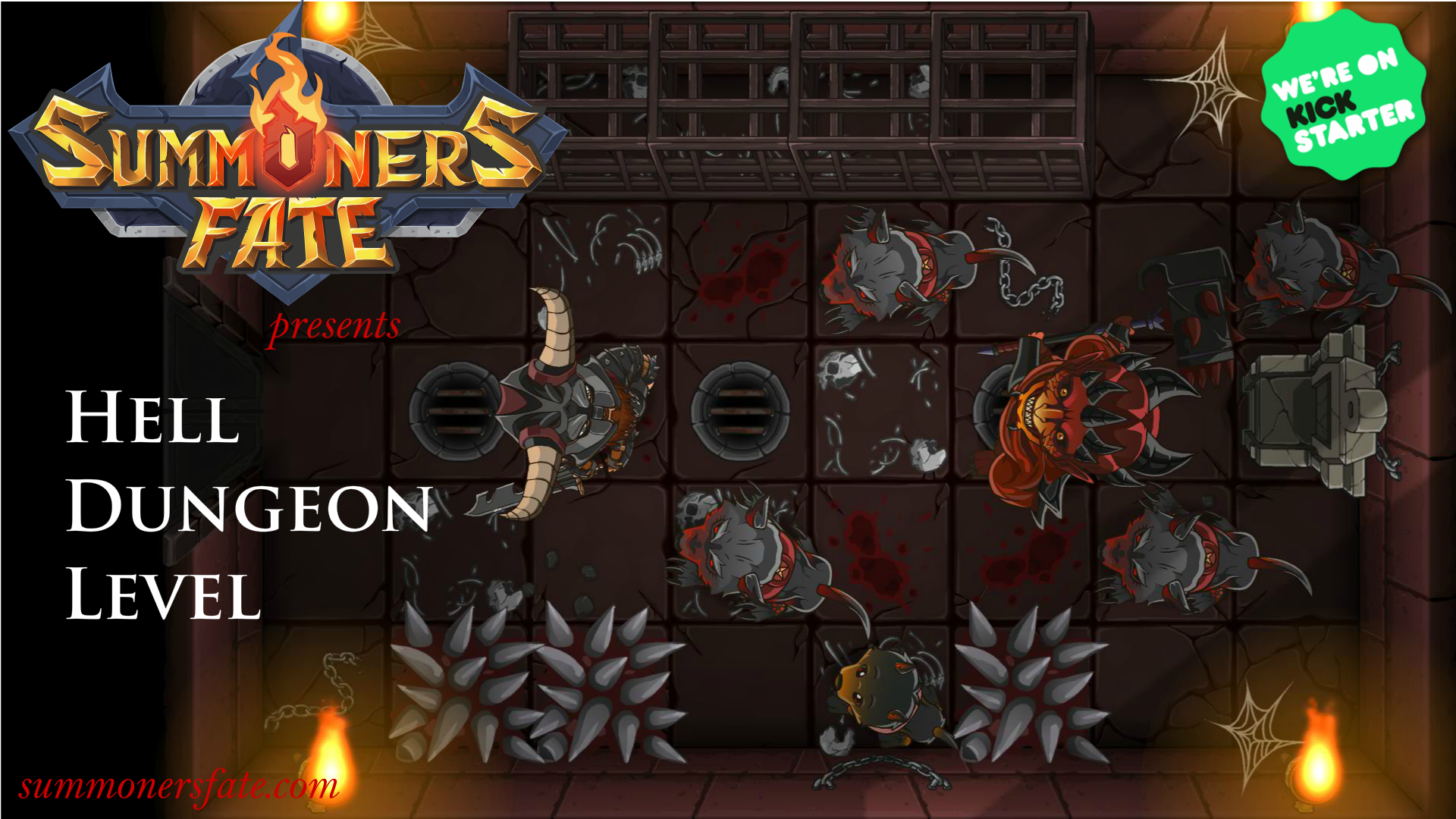 Hell Dungeon Level KS