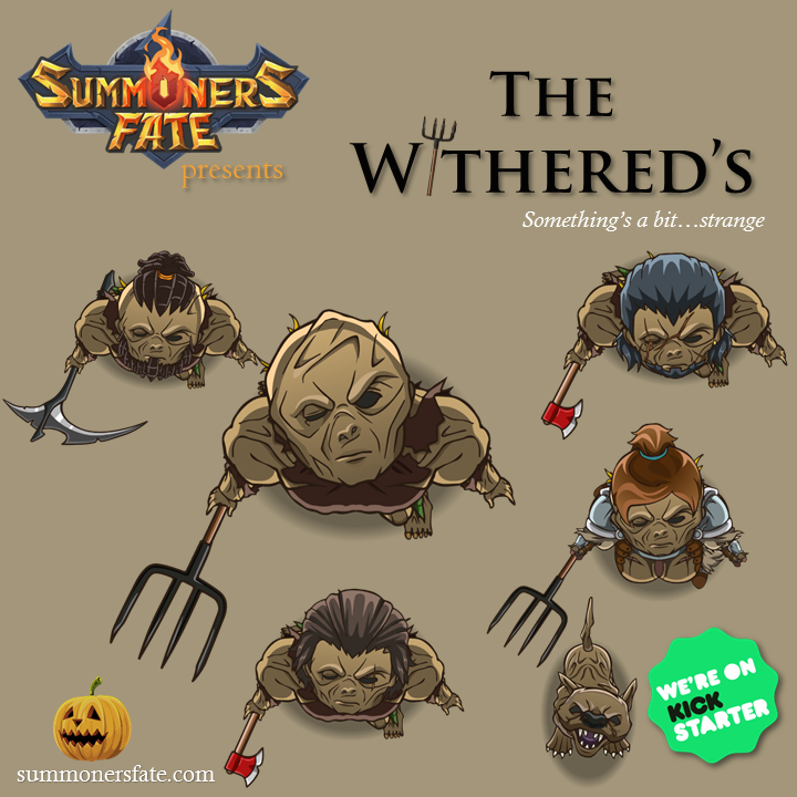 Withereds
