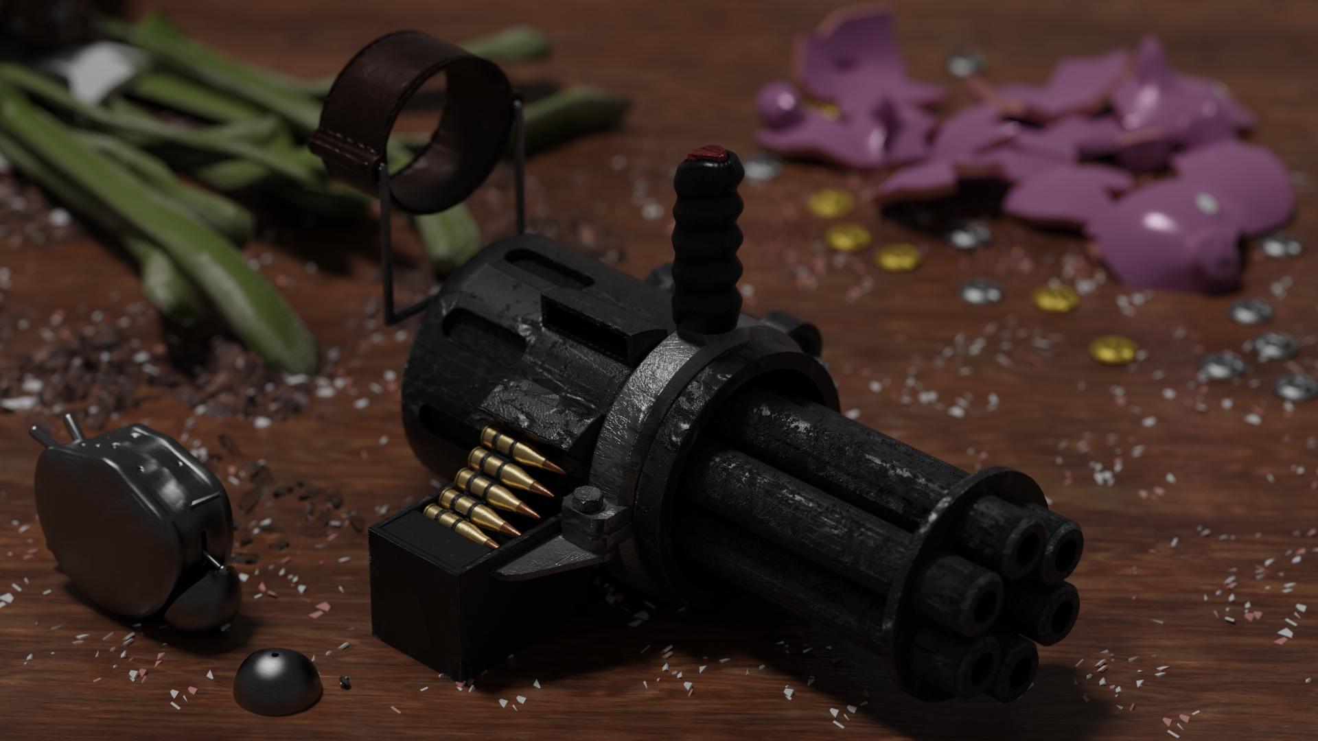 The Minigun