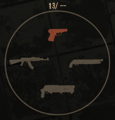 weapon selector