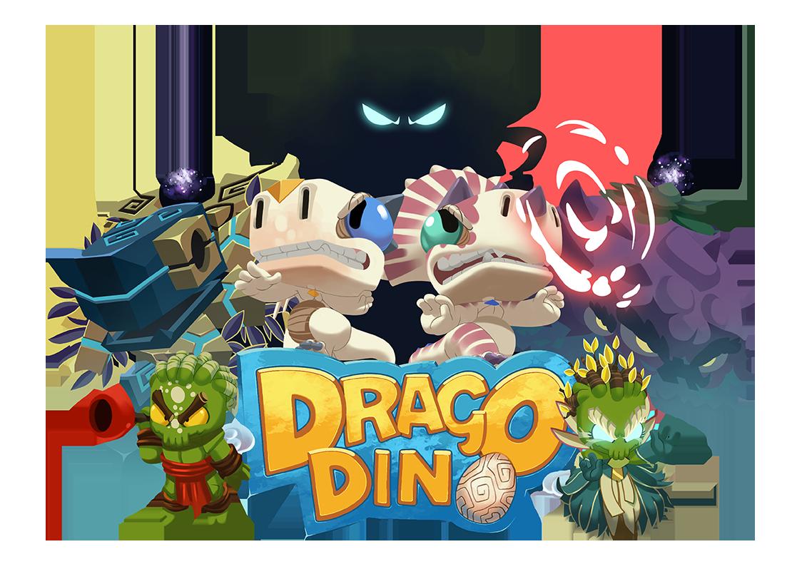 DragoDino Logo action 72dpi