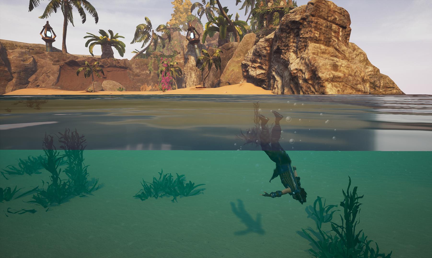 Underwater MidKnightStory