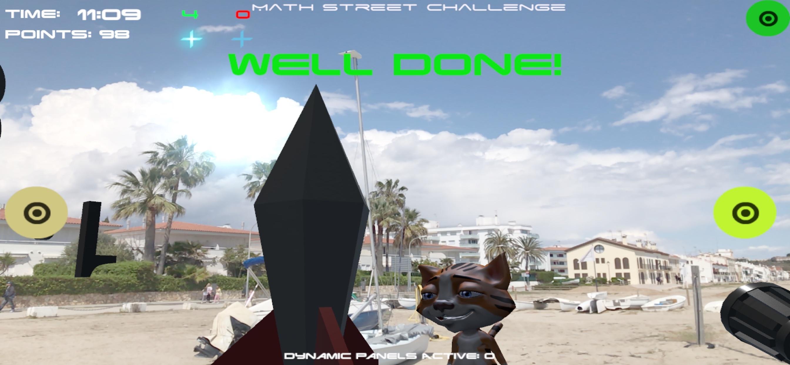 Math Street Challenge
