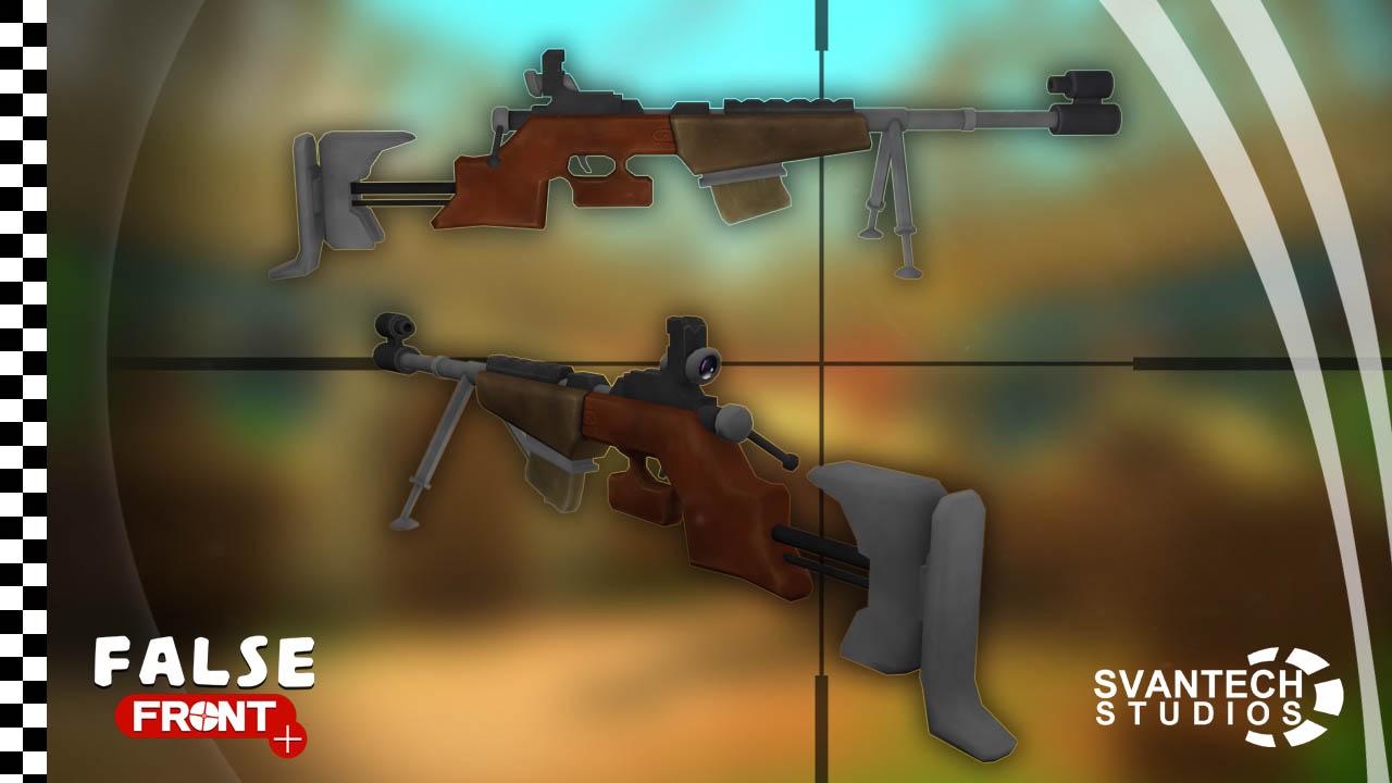 Weapon Showcase 1
