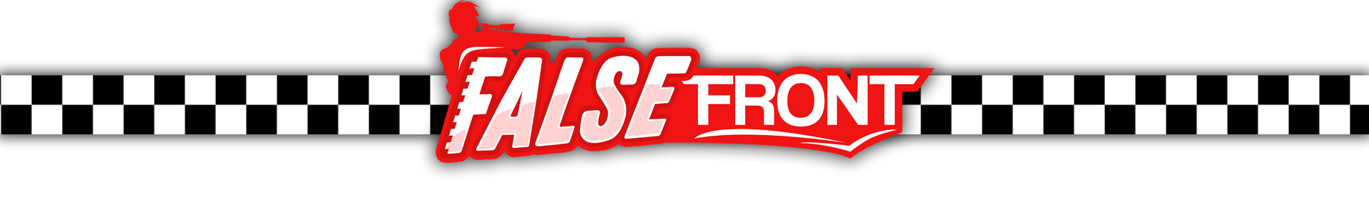 false front header