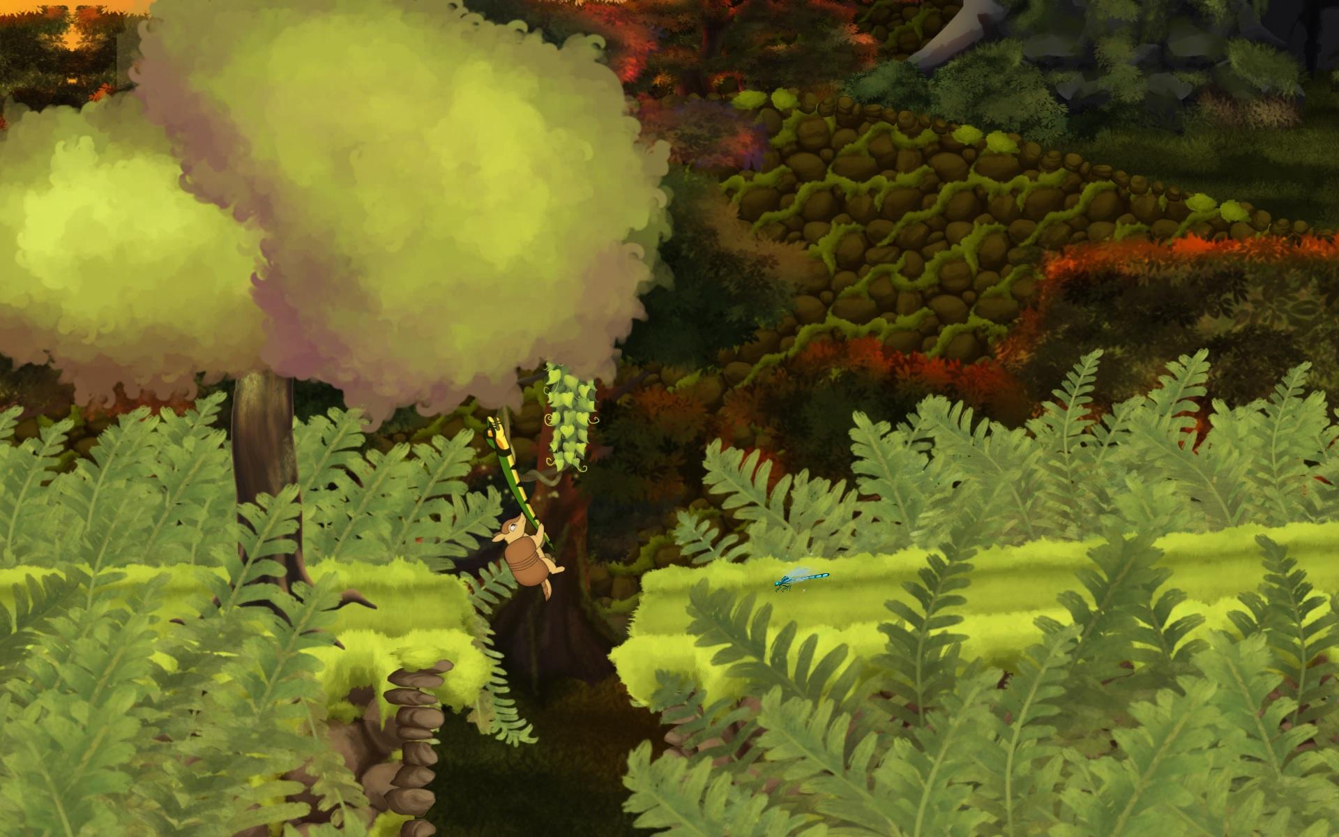 Lost Home jungle 2