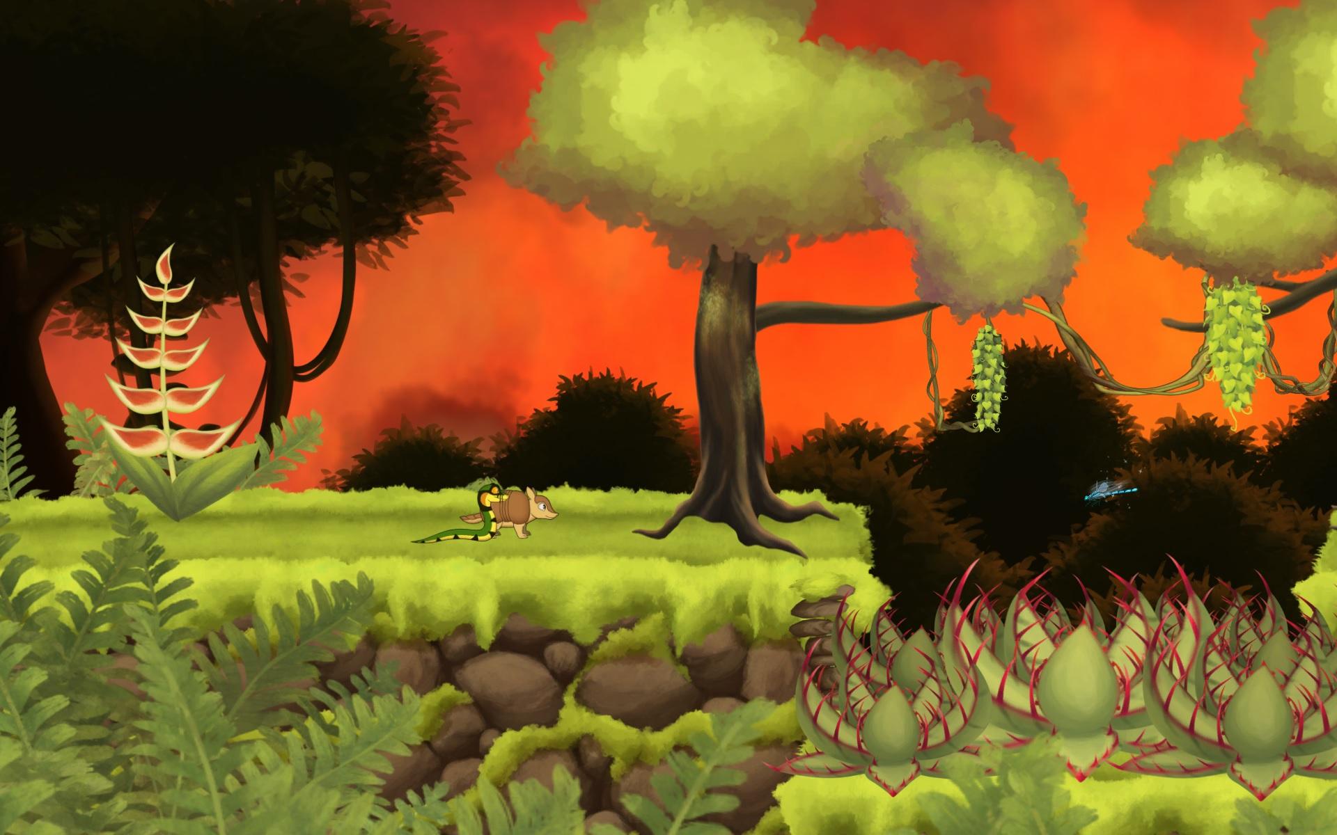Lost Home jungle