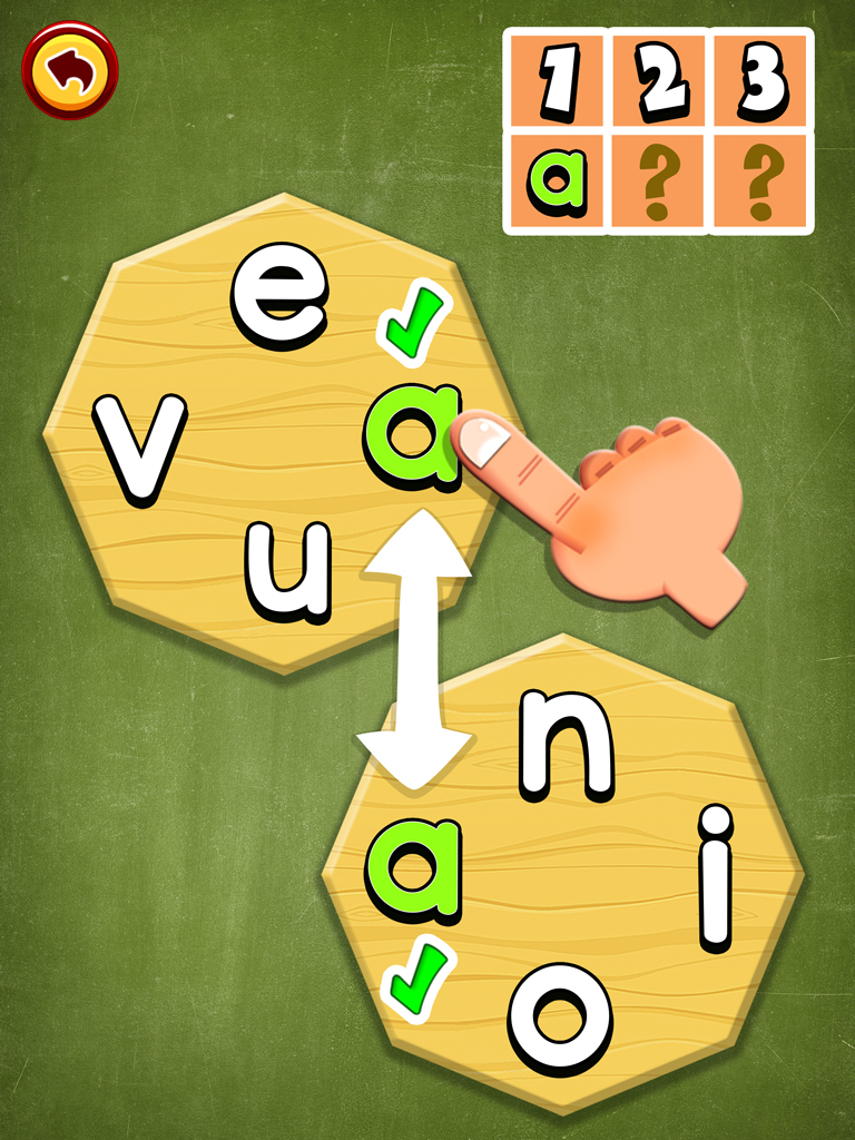 ABC Dinos find letters
